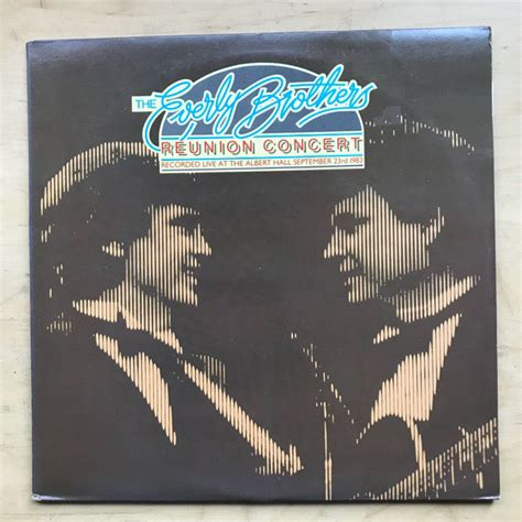 everly brothers reunion concert records lps vinyl and - Everly Brothers Reunion Concert Vinyl