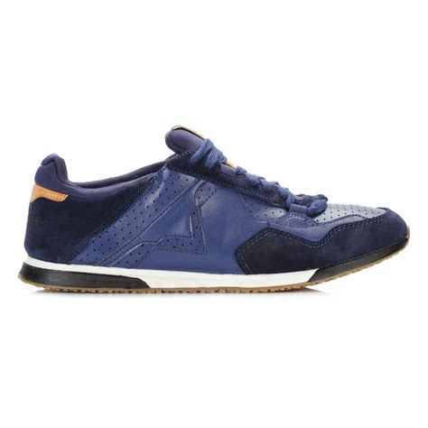 Sepatu Casual Lacoste Freed Suede Leather 100 Import 1 Diesel Mens Navy S Furyy Trainers Leather Suede Casual