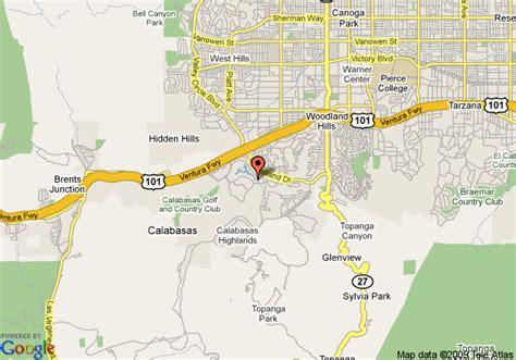 Beautiful Hilton Garden Inn Calabasas Ca #8: Hilton-garden-inn-calabasas-map.gif