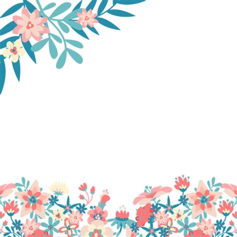 imagenes flores png fondo de flores rosadas azules descargar png svg