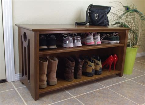 shoe bench rack mac shoe boot storage bench contemporary accent and storage benches san diego