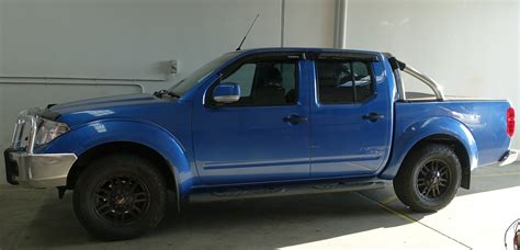 nissan navara customised nissan navara d40 image 42