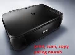 Printer Paling Murah referensi harga 3 printer scan dan copy paling murah dari canon 600 s d 700 ribuan referensi