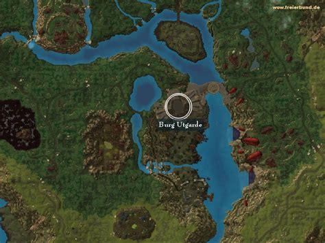 turm utgarde eingang burg utgarde landmark map guide freier bund