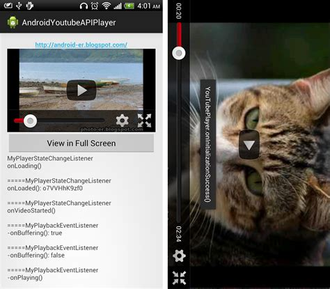 youtube full screen layout force youtube android player to run in full screen mode 推酷
