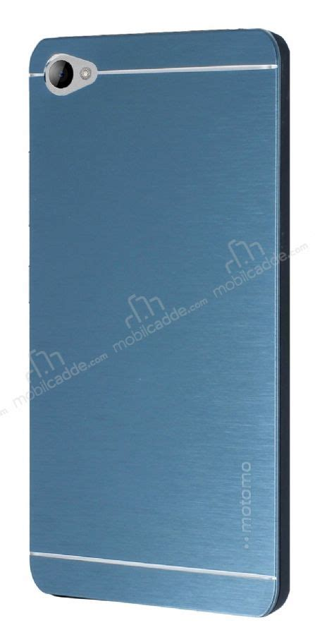 Motomo Lenovo S90 Metal motomo lenovo s90 metal lacivert rubber k箟l箟f stoktan teslim