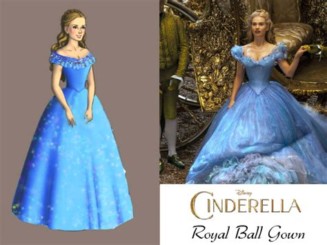 Naura Dress Original By Emmaqueen disney s cinderella royal gown by