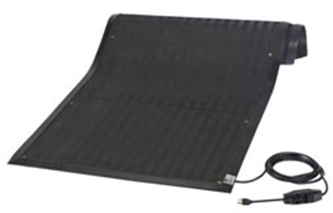 Heattrak Mats by Buy Snow Melting Heated Rubber Mats At Cozywinters
