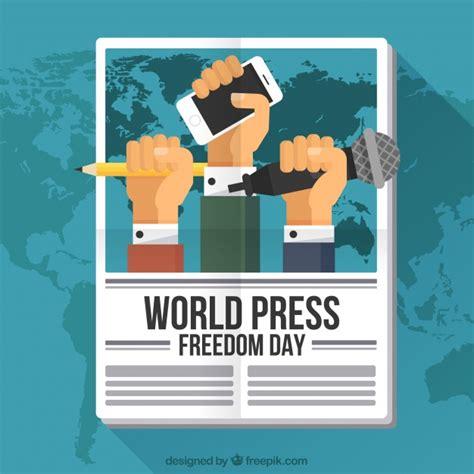 layout artist journalism fondo de peri 243 dico con pu 241 os reivindicando la libertad de