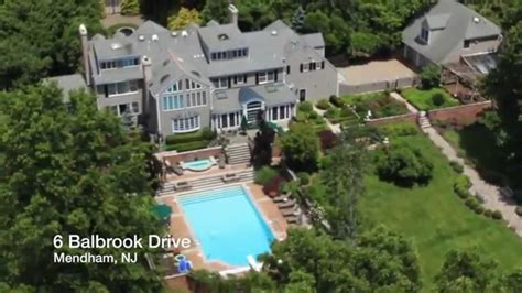 video house video of 6 balbrook drive mendham nj real estate homes