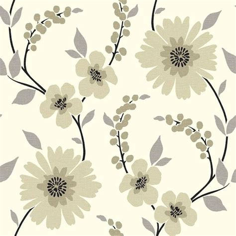 flower pattern modern arthouse stansie floral trail luxury contemporary flower