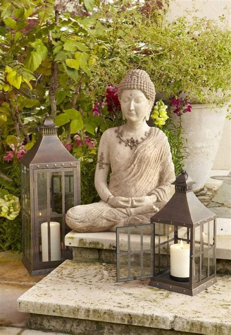 Buddha Garden Decor 18 Best Images About Zen On Pinterest Led Candles Inner Peace And Lava