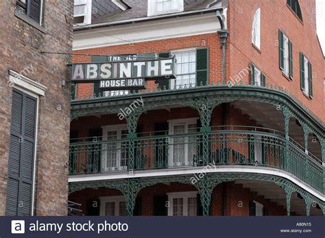 absinthe house absinthe house the absinthe house bar bourbon new orleans louisiana stock photo