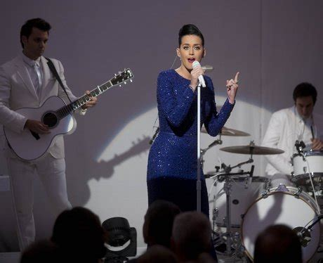 music at the white house katy perry performs for us president barack obama at the white house this week s