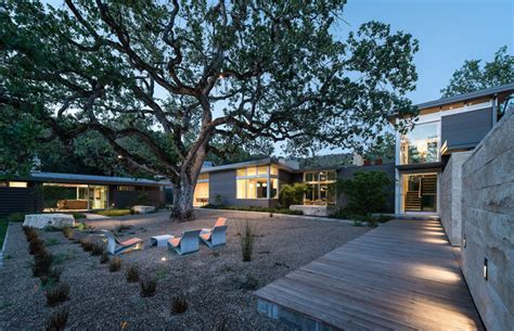 This California Home Was Designed Around A 100 Year Old