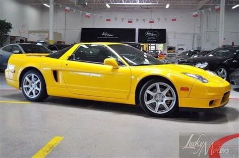 car service manuals pdf 2004 acura nsx engine control sell used 2004 acura nsx t open top indy yellow 1 of 17 produced in elmhurst illinois united
