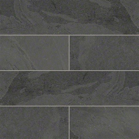 honed montauk black slate tile traditional wall and floor tile other by tilesbay