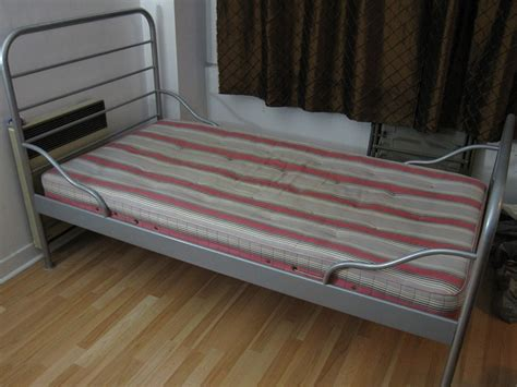 twin bed frame with headboard gray metal ikea twin size bed frame with footboard and