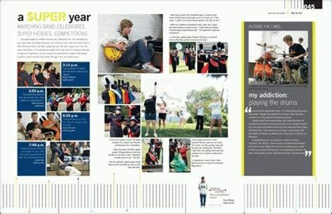 yearbook layout design rules 93 best yearbook layout ideas images on pinterest