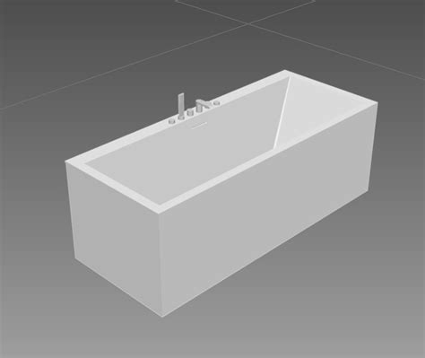 bathtub model download bath 3d models paper bathtub by teuco