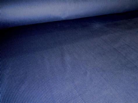 navy blue velvet upholstery fabric navy blue small wale pincord home decor velvet corduroy fabric