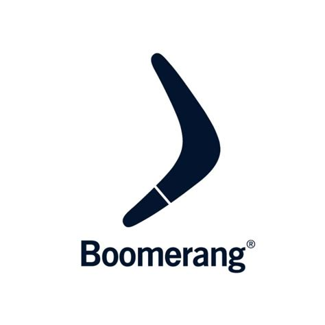 Ca Bookshelf Boomerang Logo