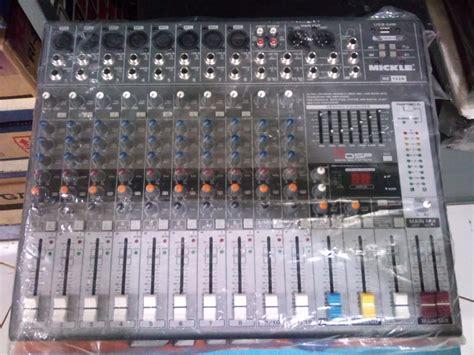 Mixer Audio Berbagai Merk sound system radio indah elektronik laman 4