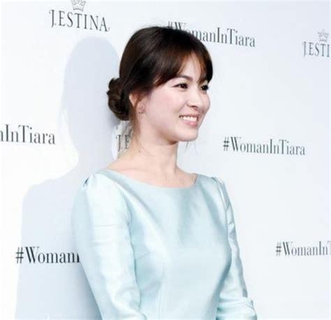 Cepol Korea Bun Size L gerah rambut panjang kemana mana 7 gaya cepol ala seleb korea bikin adem saat sekolah kabar