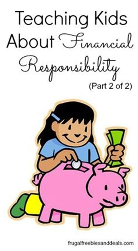 8 Tips On Teaching Your Financial Responsibility by 1000 Images About Madam Money Minutes On