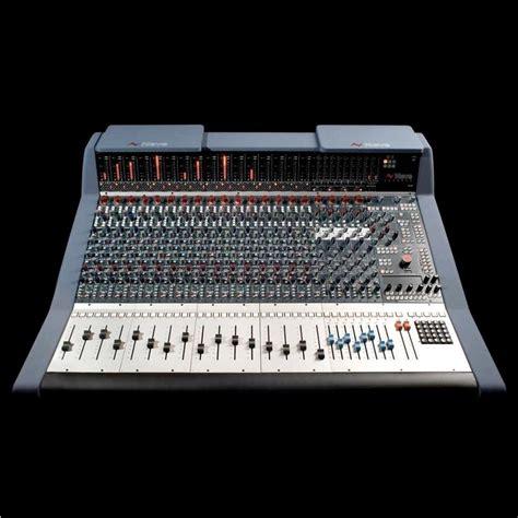 neve console neve genesys g32 base console 32 input 16 fader