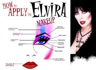 Elvia Jumbo makeup your jangsara tutorial elvira