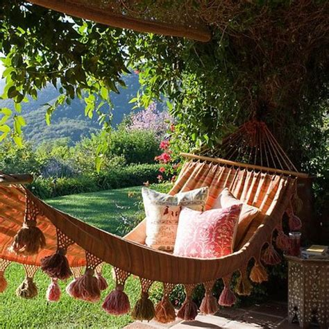 zelt garten spend a lazy summer days in hammock www nicespace me
