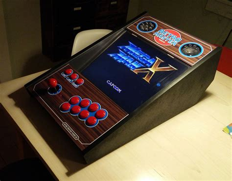arcade console my arcade console powered by retropie check out