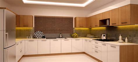 dlife anegre contemporary  shape modular kitchen