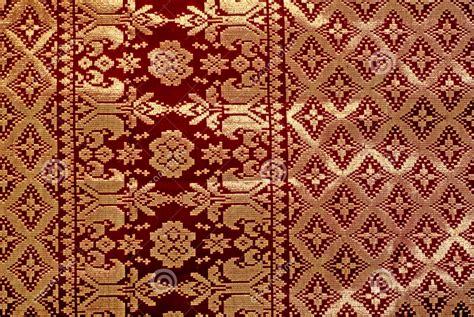 Songket Palembang Motif Cantik Manis Rebung Maroon 10 kain tradisional dari indonesia college