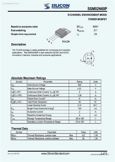 transistor g20n50c 02n60p 146755 pdf datasheet ic on line