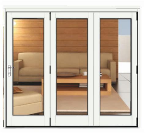 Blinds For Sash Windows - 3 panel white aluminium bi fold door folding doors 2 u