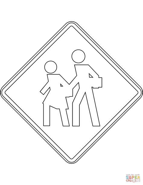 imagenes seguridad escolar para colorear dibujo de se 241 ales de tr 225 fico en m 233 xico escolares para