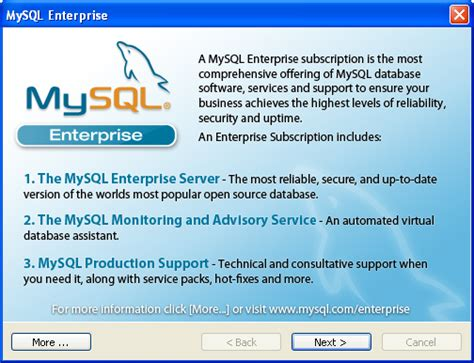 configure xp to use existing mysql the steps and how to install setup configure test and