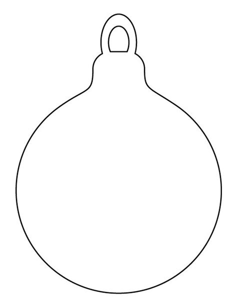 printable christmas ornament shapes free printable ornament templates invitation template