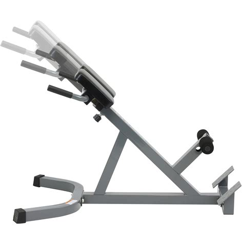 lower back extension bench dtx fitness back hyper extension exercise bench