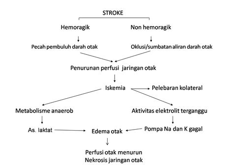 format askep penyakit stroke kumpulan askep laporan pendahuluan nhs