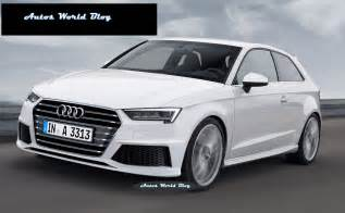 2016 facelift new audi a3 taking shape autos world
