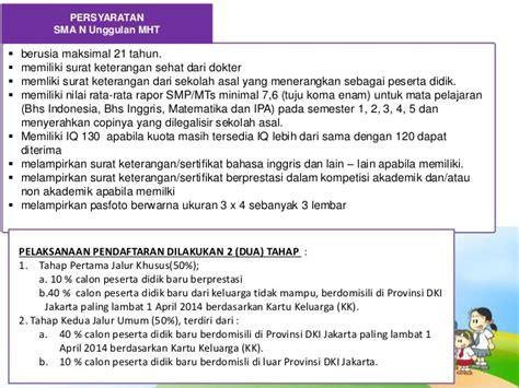 tata cara membuat surat keterangan sehat tata cara pendaftaran ppdb 2014