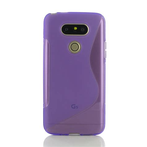 Lg G5 Se Premium Softcase Casing Cover Bumper Sarung Armor Keren lg g5 soft purple s shape pattern pdair 10