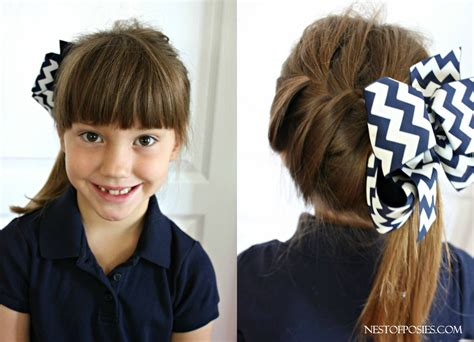 back to school hairstyles for thick hair back to school hairstyles for boys and girls