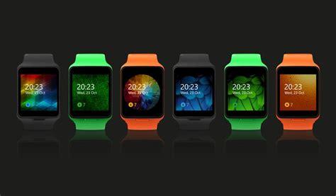 Smartwatch Microsoft moonraker la smartwatch nokia avort 233 e par microsoft