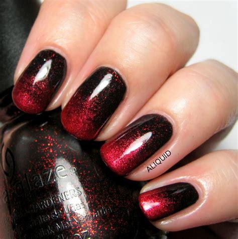 And Black Nail Designs