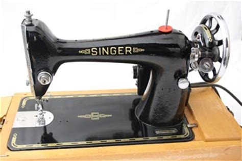 Singer Sewing Machine Model 66 and 66K
