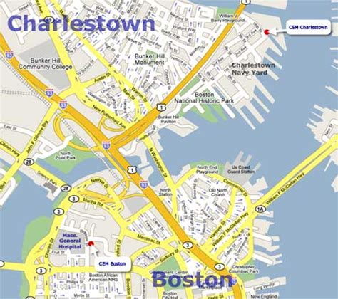 Free Address Lookup Ma Charlestown Ma Map